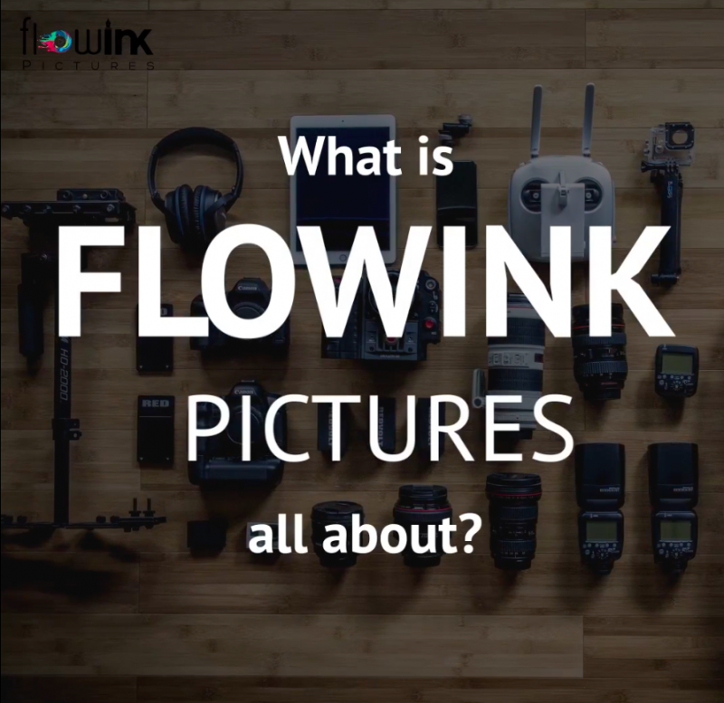 FlowInk Pictures Introduction video