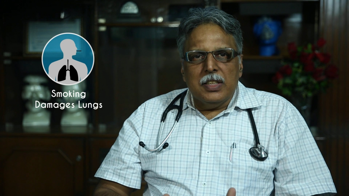 Education and training medical video Quit smoking video for ecommerce awareness program