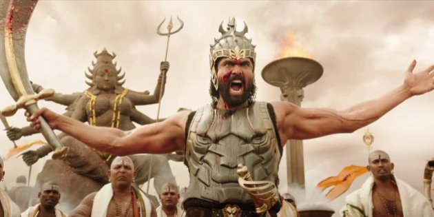 Bahubali film review anti-feminist
