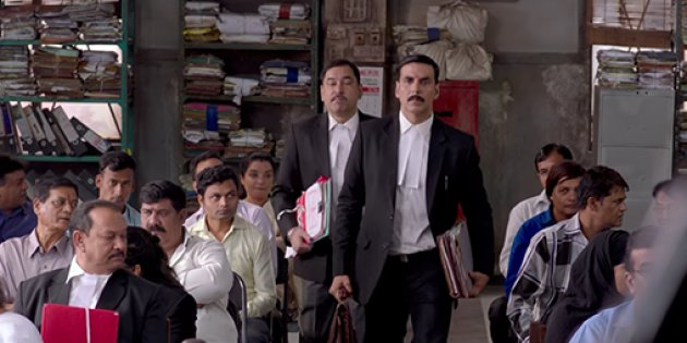 Jolly LLB 2 Film Review by Jyoti FlowInk Pictures