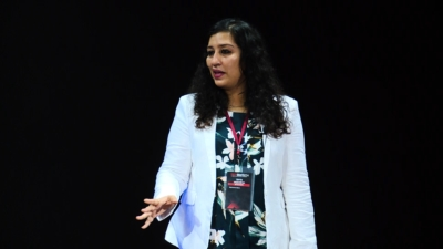 TEDx BIMTECH RJ DIvya event covered by FlowInk Pictures