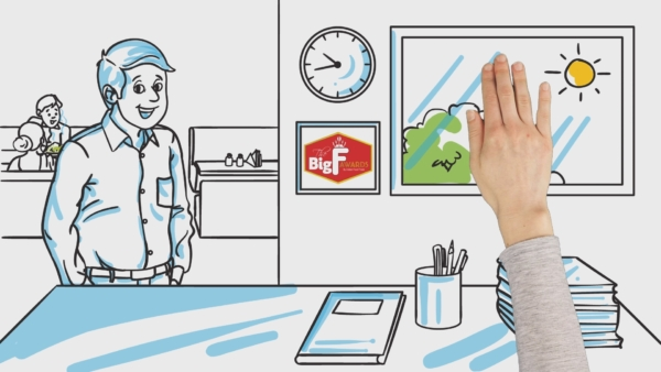 Whiteboard Animated Video created by FlowInk Pictures