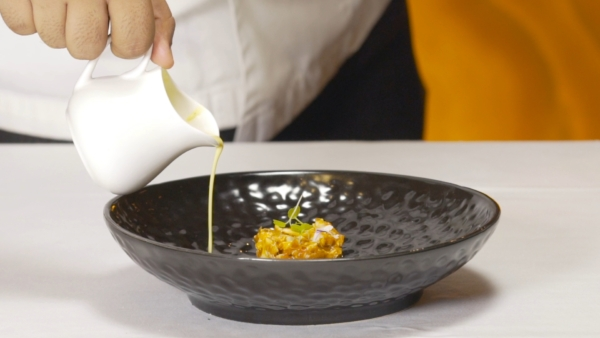 Chef Manish Mehrotra breaking the boundaries of traditional Indian food